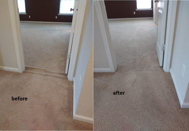 show carpet stretching